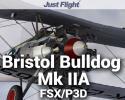Aeroplane Heaven Bristol Bulldog Mk IIA for FSX/P3D