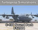 Lockheed C-130 Hercules Sound pack - FS2004