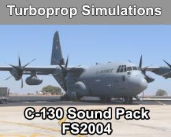 Lockheed C-130 Hercules Sound pack for FS2004
