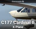 Cessna 177 Cardinal II for X-Plane 11