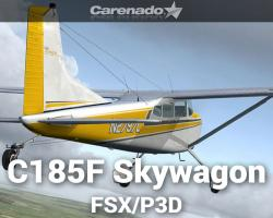 Cessna C185F Skywagon
