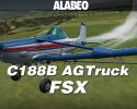C188B AGTruck (Crop Duster) for FSX/Prepar3D