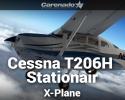 Cessna Turbo 206H Stationair for X-Plane