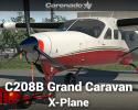 C208B Grand Caravan HD-Series for X-Plane