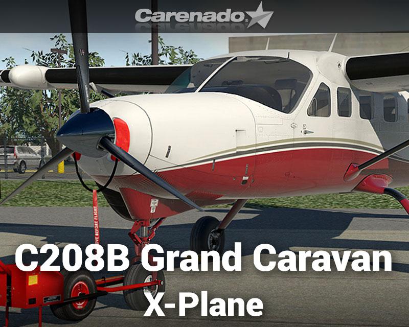 C208B Grand Caravan HD-Series for X-Plane