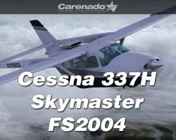 C337H Skymaster for FS2004