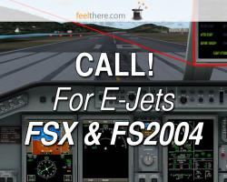 CALL! for the E-Jets (& FS2004)