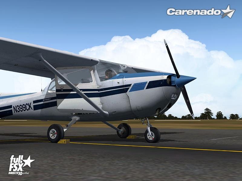 Microsoft Flight Simulator X: Steam Edition - Cessna CT206H