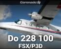 Dornier Do 228 100 HD Series for FSX/P3D