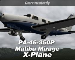 Piper PA-46-350P Malibu Mirage HD Series
