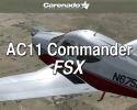 Carenado AC11 Commander 114 for FSX & Prepar3D
