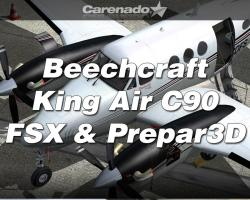 Beechcraft King Air C90B HD Series