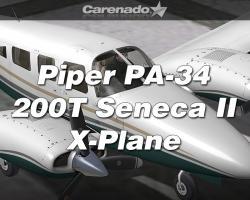 Piper PA-34 200T Seneca II