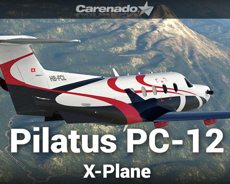 Pilatus PC-12 HD Series for X-Plane 11