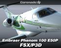 Embraer Phenom 100 E50P for FSX/P3D