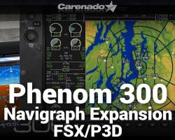 Navigraph EMB505 Phenom 300 Expansion Pack