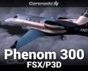 Embraer EMB-505 Phenom 300 HD Series for FSX/P3D