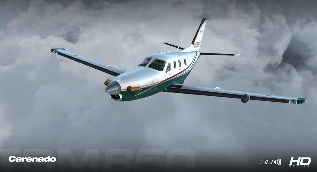 Tbm 850 g Tbm 850 hd Series For Fsx