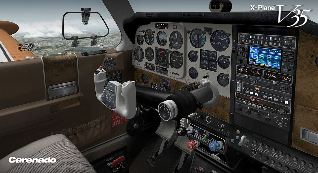 Beechcraft V35 Bonanza for X-Plane