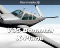Carenado Beechcraft V35 Bonanza for X-Plane