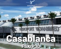 Casablanca Scenery for FSX/P3D