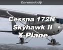 Carenado Cessna C172N Skyhawk II for X-Plane