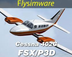 Cessna 402C Businessliner