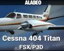 Cessna 404 Titan for FSX/P3D