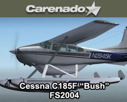 "Cessna C185F Skywagon ""Bush"""