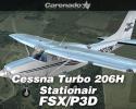 Cessna Turbo 206H Stationair HD Series for FSX/P3D