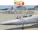 CFB Cold Lake Scenery for FSX