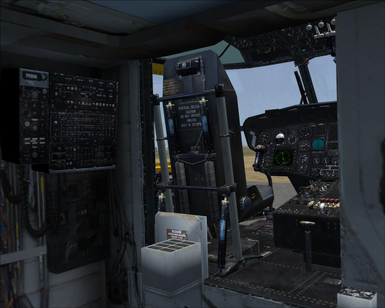 Sikorsky ch 53e super stallion for fsx by nemeth designs for Interior design schweiz