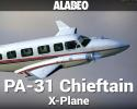 Piper PA-31 Chieftain for X-Plane