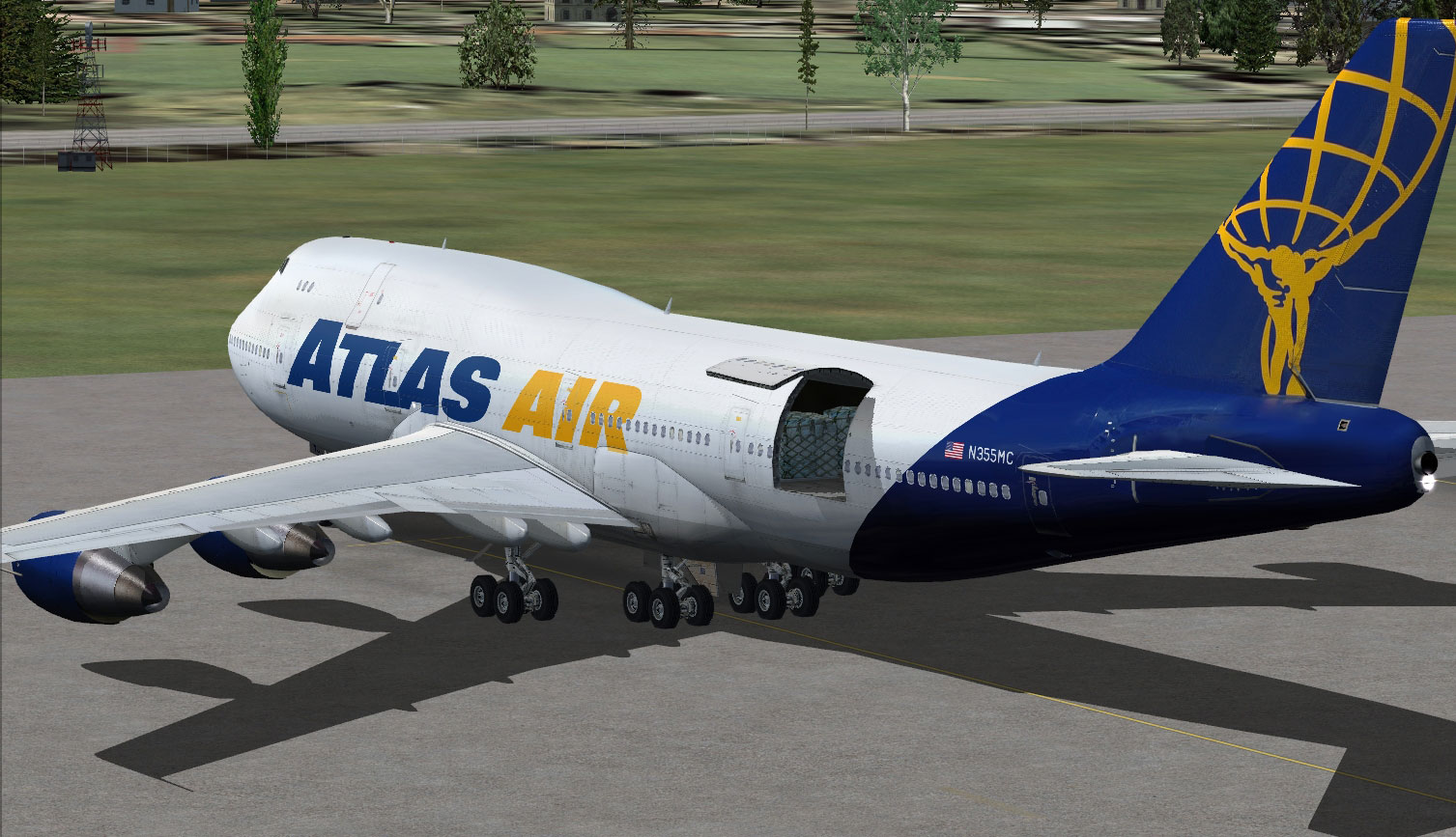 Boeing 747-200/300 HD for FSX/P3D