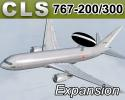 Livery Pack Expansion for CLS Boeing 767-200/300 - FSX