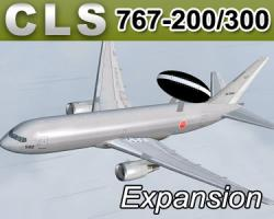 Livery Pack Expansion for Boeing 767-200/300