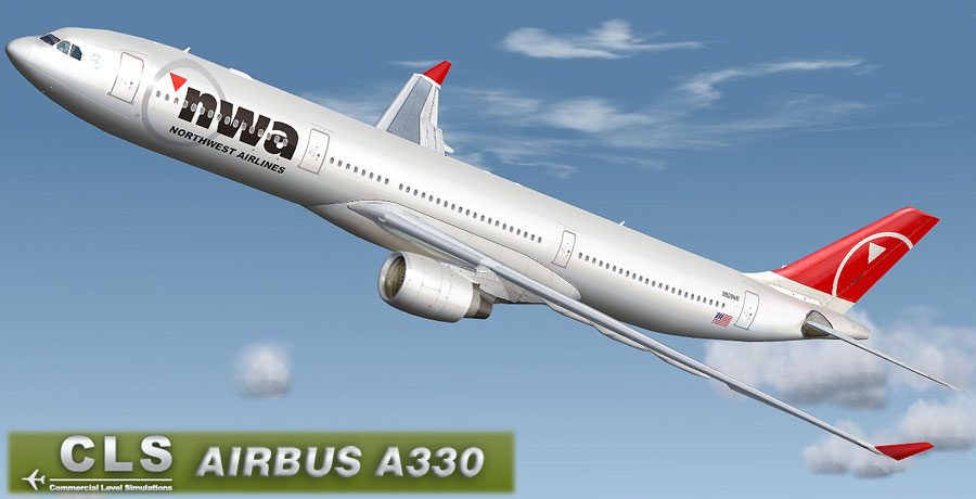 Airbus A330/A340 for FSX/FS2004