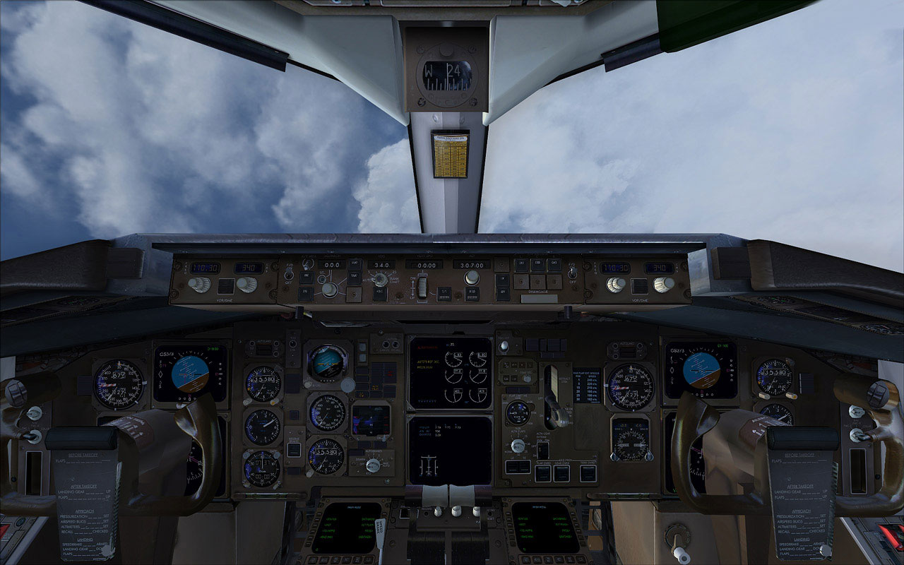 Boeing 767-200/300 for FSX & FS2004 by CLS