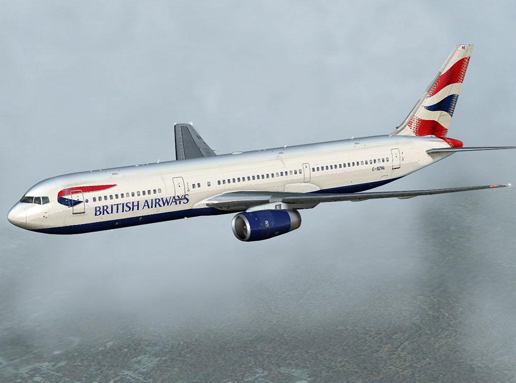 Boeing 767-200/300 for FSX & FS2004