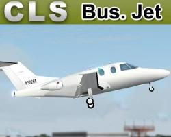 Business Jet for FSX/FS2004
