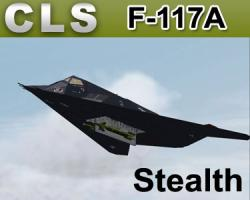 F-117A Nighthawk for FSX/FS2004
