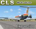 CLS MD-87 JetLiner Expansion Pack for FSX