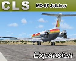 MD-87 JetLiner Expansion Pack