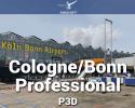 Cologne/Bonn Professional Scenery for P3D