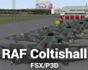 RAF Coltishall Scenery for FSX/P3D