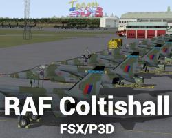 RAF Coltishall Scenery