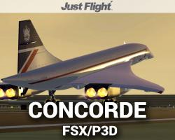 Concorde Add-on (DC Designs)
