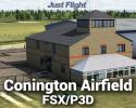 Conington Airfield Scenery for FSX/P3D