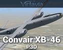 Convair XB-46 for P3Dv4