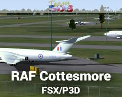 RAF Cottesmore Scenery for FSX/P3D